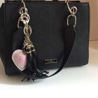 Black Minicci Purse