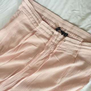 NEW GLASSONS PINK PANTS