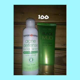 SKIN CARE BUNDLE FOR 100