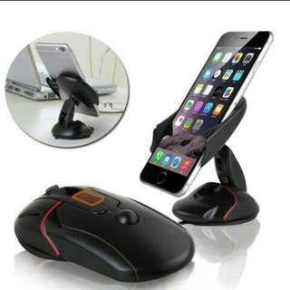car holder mouse transformer