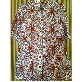 Batik Keris atasan ladies