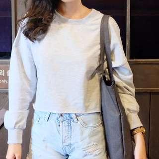 Bershka Grey Sweater