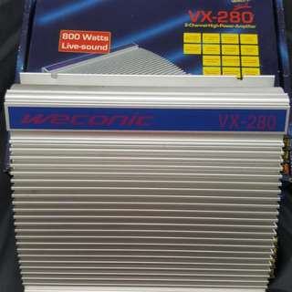 Weconic Vx 280 Amp
