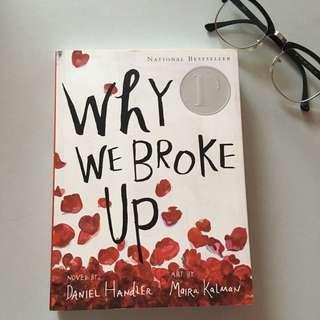 Why We Broke Up By Daniel Handler