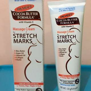 Palmer's Massage Cream For Stretchmarks
