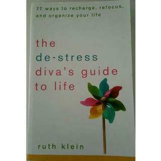 the de-stress diva's guide to life