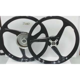 Yamaha LC 135 Sport Rim All Model with One Disc kig