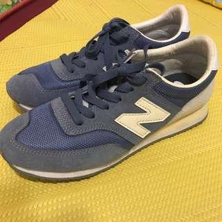 New Balance 620 38號 藍色