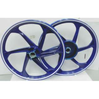 Yamaha LC 135 Sport Rim with One Disc mog