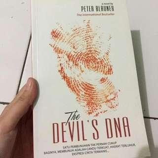 Novel The Devil's DNA