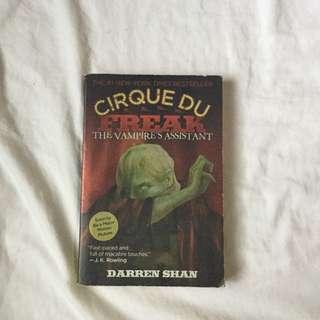 Cirque Du Freak The Vampire's Assistant