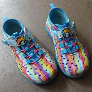 Stride Rite My Little Pony Rainbow Dash Shoes