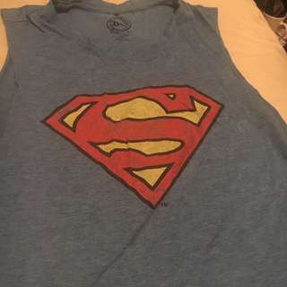 Large Superman Singlet