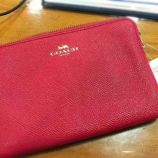 Coach Pouch Or Wallet Female