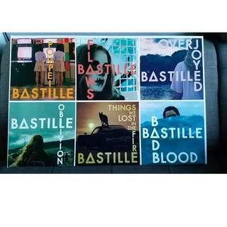 BASTILLE Customs Canvas [50x75cm]
