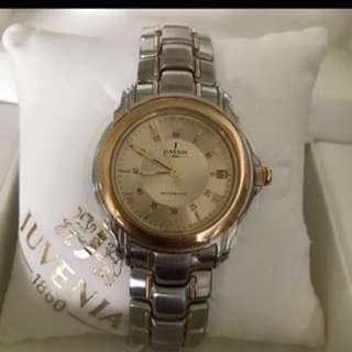 Juvenia 1860 18k Gold Watch G5A1-T15