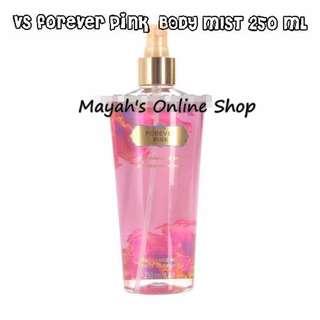 Victoria's Secret Perfume Forever Pink