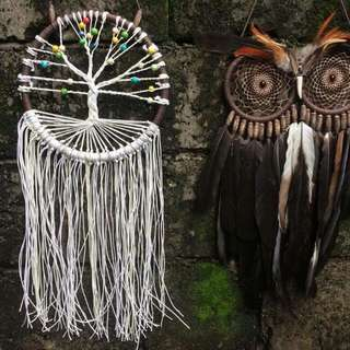 Personalize Dream Catcher