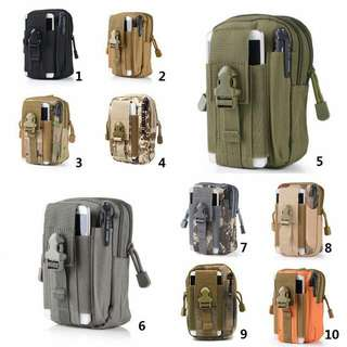 Tactical Molle Pouch for smartphone