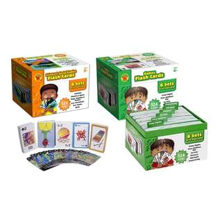 Flash Cards Box Set Brand new