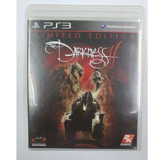 PS3 Darkness II Game 遊戲