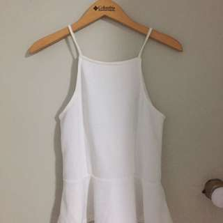 White Top (Perfect Condition)