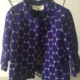 Marni x H&M Jacket