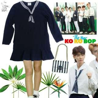 ❌RESERVED❌Kpop Inspired EXO - Ko Ko Bop Dress 1