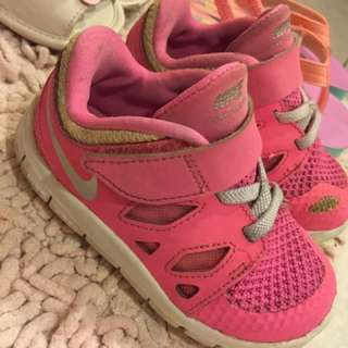 Nike正版幼童運動鞋