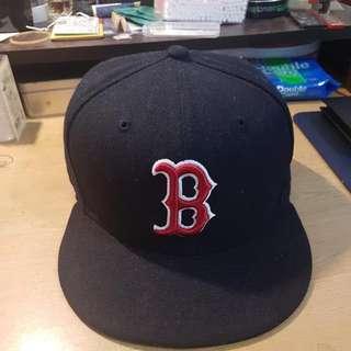 🚚 紅襪隊棒球帽
