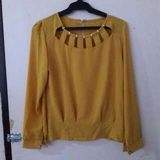 Longsleeve Formal Top