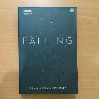 FALLING - Rina Surya Kusuma