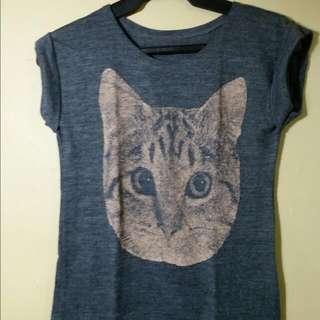 Cute Cat Tshirt 😻