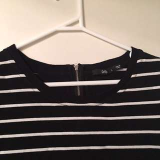 SPORTSGIRL Striped Tee Dress