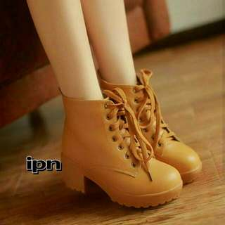 Boots Shoes Brown