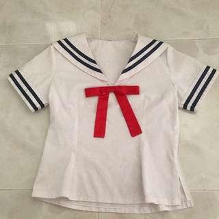 Clannad Sailor Uniform Seifuku Top