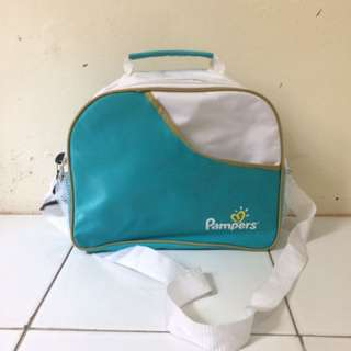 Pampers Diapers Bag