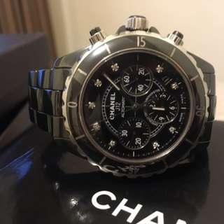 Chanel Watch J12
