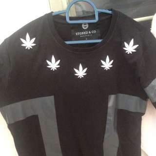stoned & co t shirt