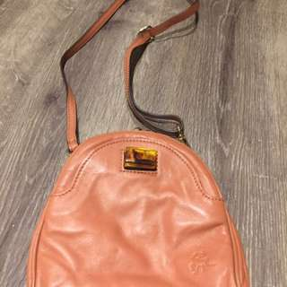 Genuine Leather Tilkah Bag