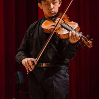 二手小提琴1/8與4/4