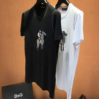 【DOLCE&GABBANA】T-SHIRT FOR MEN