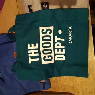 Totebag Goods dept