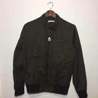 VOLCOM Black Jacket Size S