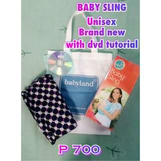 Baby sling from BABY LAND