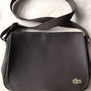 Authentic Lacoste Body Bag