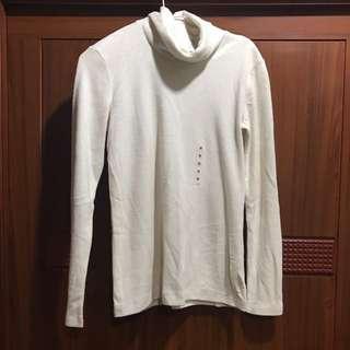 發熱衣Uniqlo優衣褲高領毛衣