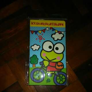Brand New Kerokerokeroppi Notebook