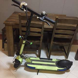 Inokim Quick 2 (electric Scooter) Newly Serviced