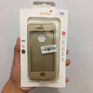 Case 360 For Iphone 5/5S/SE